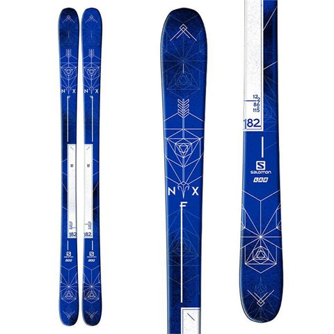 SALOMON MENS NFX SKIS 2017