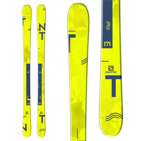 SALOMON MENS TNT SKIS 2017