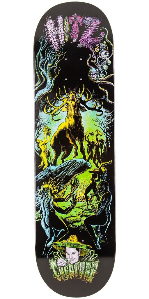 CREATURE HITZ RUT OF STAG SKATEBOARD DECK 8.6