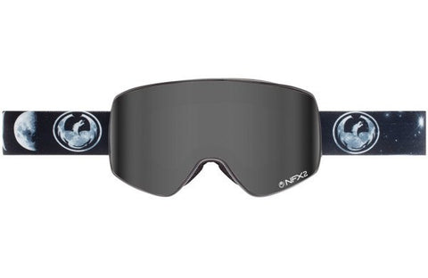 DRAGON NFX2 FOREST BAILEY SIG-MIRROR ION+YLW BLU ION LENSES SNOW GOGGLES 2017