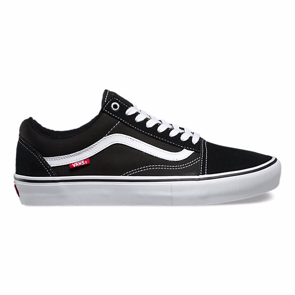 VANS MEN'S OLD SKOOL PRO SHOE