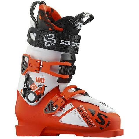 SALOMON MEN'S GHOST 100 SKI BOOTS