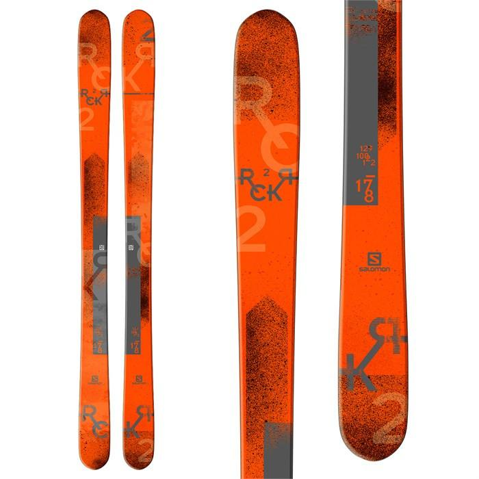 SALOMON MENS ROCKER 2 100 SKIS 2017