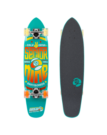 SECTOR 9 THE WEDGE GLOW COMPLETE (7.25 X 31.25)