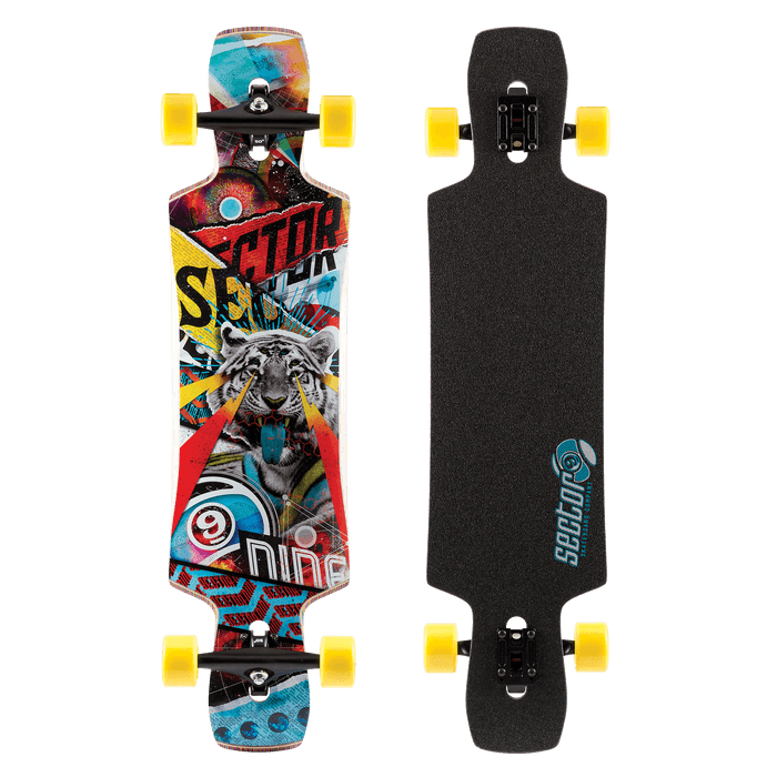 SECTOR 9 STATIC COMPLETE (9.875 X 39.5 WB 26.5)