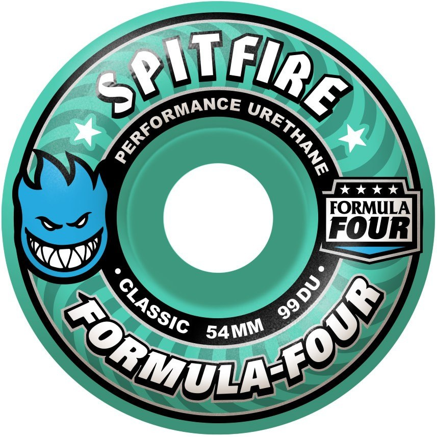 SPITFIRE WHEELS F4 99D ICE