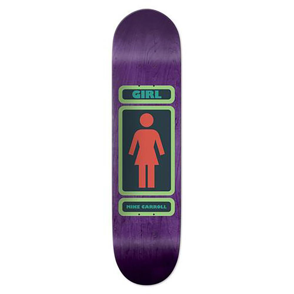 GIRL 93 TIL INFINITY CARROLL SKATEBOARD DECK 8.125