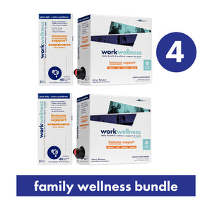 Family Wellness Bundle 4pk
