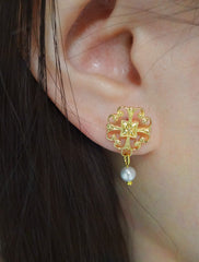 alsace earrings