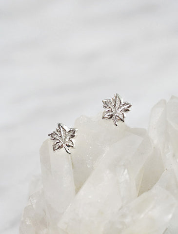 crystal triple bar earrings