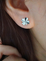 lucky earrings