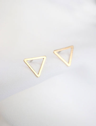 micro crystal marquis earrings
