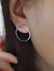 roundabout earrings