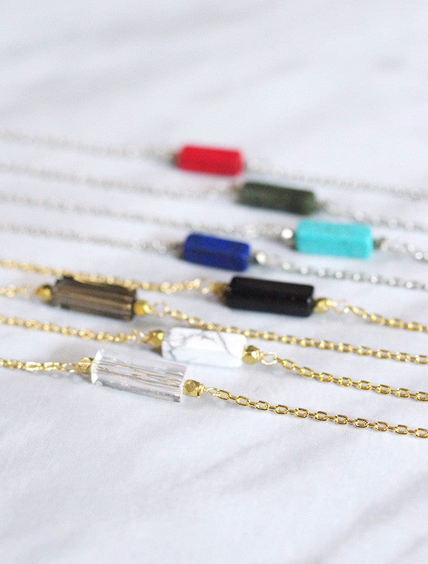 dash necklace