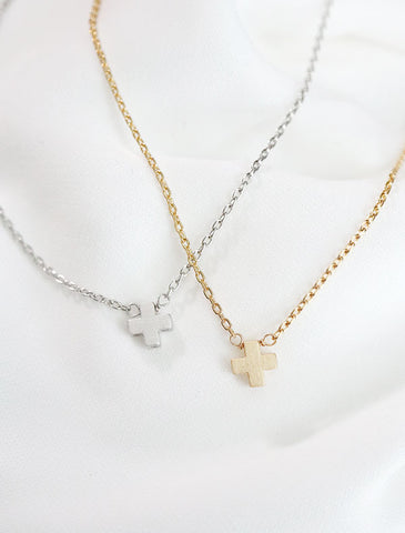 basic figaro chain (thick) necklace