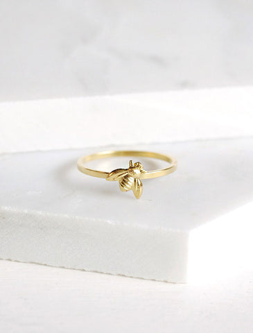 tiny metamorphosis midi ring