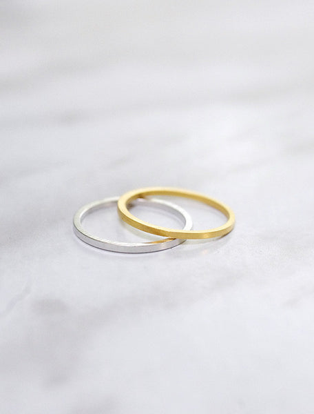 linear ring . set of 2