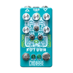FUTURA | multiparametric envelope chorus - Paradox Effects PedalesDeEfectos PedalesMexico HechoEnMexico
