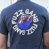 Fuzz Gang Shirt - Paradox Effects PedalesDeEfectos PedalesMexico HechoEnMexico