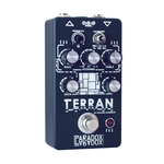 TERRAN | re-voicing overdrive - Paradox Effects PedalesDeEfectos PedalesMexico HechoEnMexico
