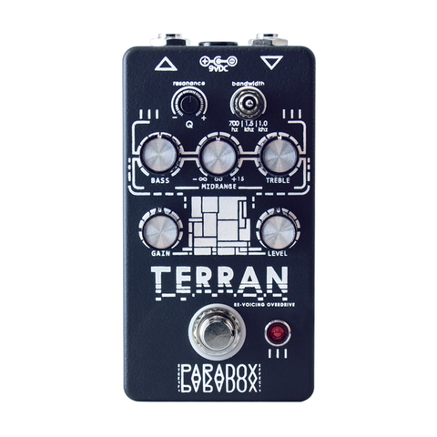 Terran| Re-Voicing Overdrive