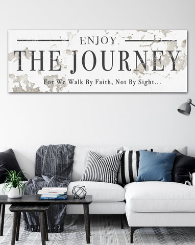 Inspirational Christian Canvas Wall Art by Walls of Wisdom