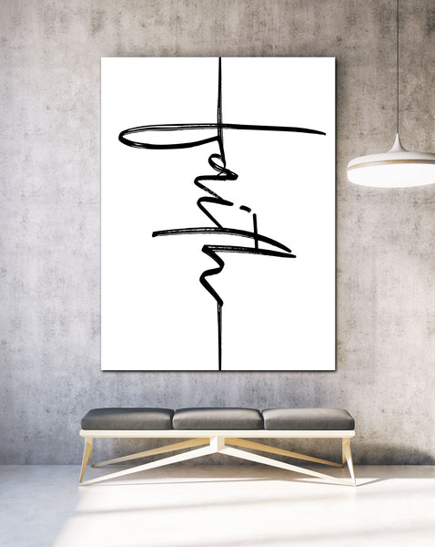 Modern Wall Art Faith Farmhouse Wall Decor