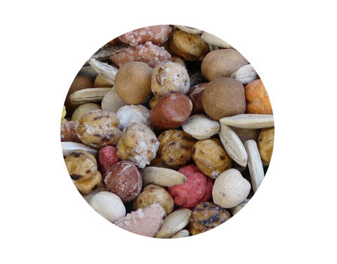 Nut Mixes and Seeds