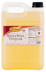 Roland Vinegar White Wine - 5 Liter Jug