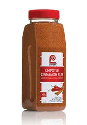 Lawry's Chipotle Cinnamon Rub - 27 oz. Jar (#900398942)