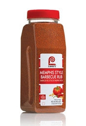 Lawry's Memphis Style Barbecue Rub - 25 oz. Jar (#900465371)