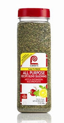 McCormick/Lawry's All-Purpose Seasoning Salt Free - 13 oz. Jar (#32900)