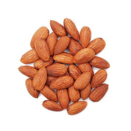 Almonds Whole Roasted/Salted - Per lb. (#444)