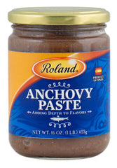 Roland Anchovy Paste - 1 lb. Jar (Item #18330)