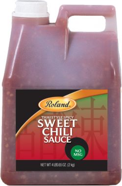 Roland Chili Thai Sauce Sweet - 2 Liter Jug (Item #87198)