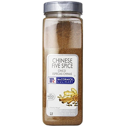 McCormick Chinese Five Spice - 1 lb. Jar (#31966)