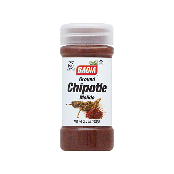 Badia Chipotle Ground- 2.5 oz. Jar (#00266)