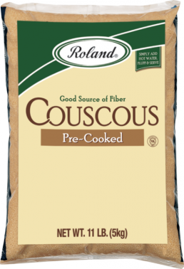 Roland Couscous - 11 lb. Bag
