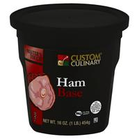 Custom Culinary Master's Touch Ham Base
