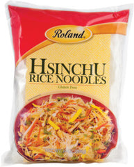 Hsinchu Noodles - 14 oz. Package (Item #72330)
