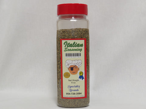 Italian Seasoning - 6 oz. Jar