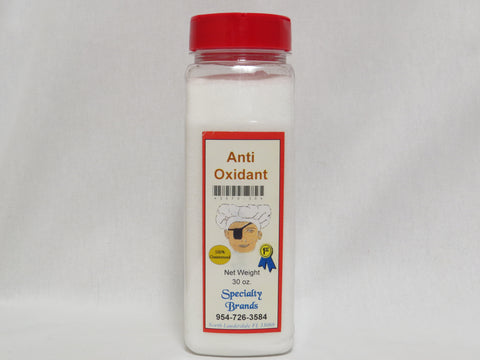 Specialty Brands Anti Oxidant - 30 oz. Jar
