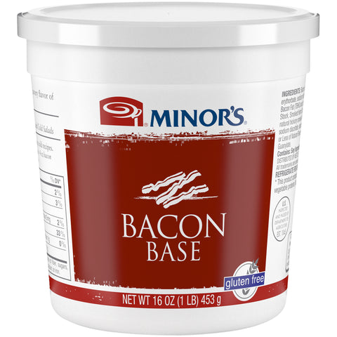 Minor's Bacon Base - 1 lb. Cup