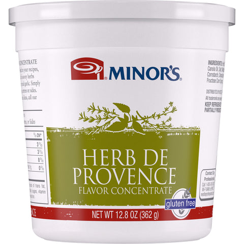 Minor's Herb de Provence - 1 lb. Jar