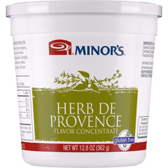 Minor's Herb de Provence Concentrate - 1 lb. Cup (#05206)