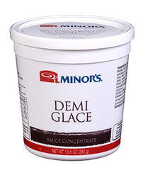 Minor's Demi-Glace - 13.6 oz. Cup (#783-06)