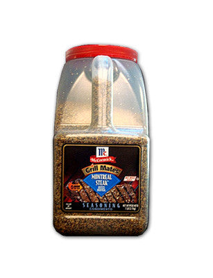 McCormick Montreal Steak Seasoning - 7 lb. Jar (#57195)