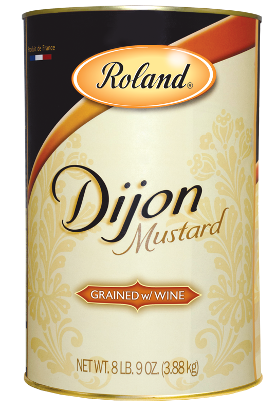 Mustard Grained - 8.56 lb. Tin (Item # 70318)