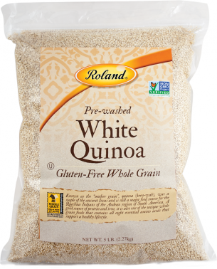Roland Quinoa White - 5 lb. Bag (#72148)