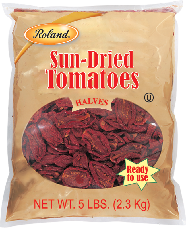 Roland Tomatoes Sun-Dried - 5 lb. Bag